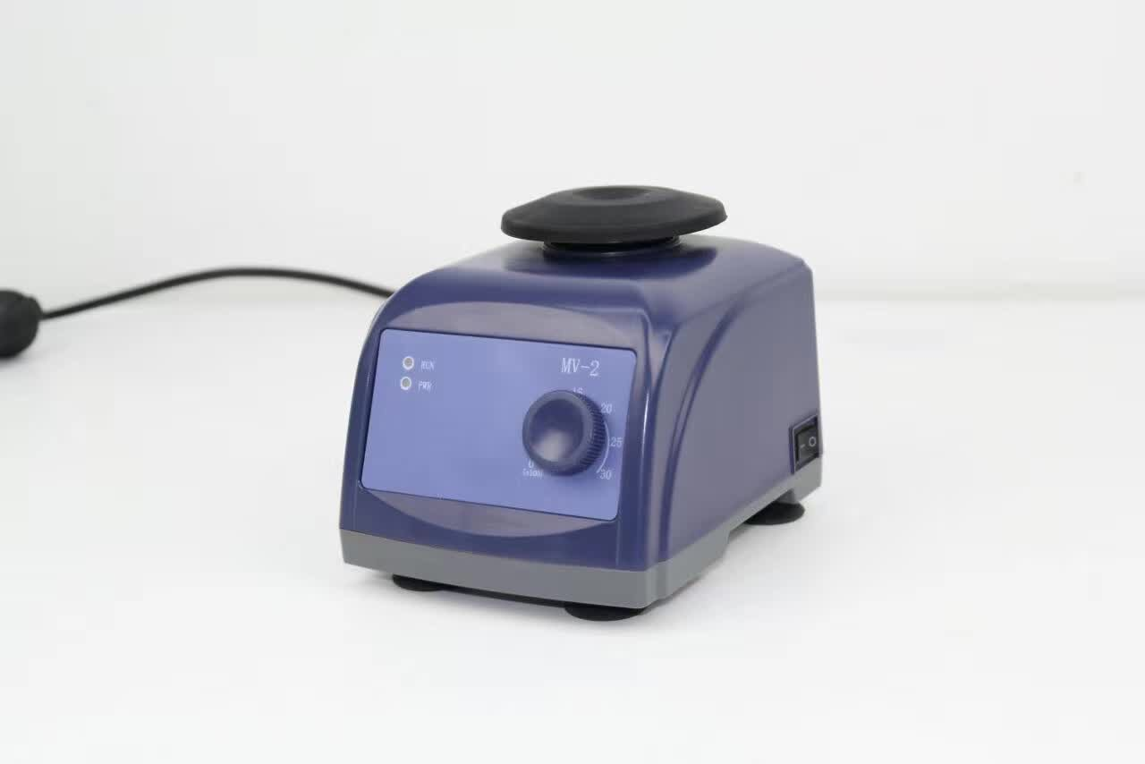 Vortex Mixer with Orbital 4.5mm Shaking Movement, 0-2,800rpm Continuous / Inching (MV2)