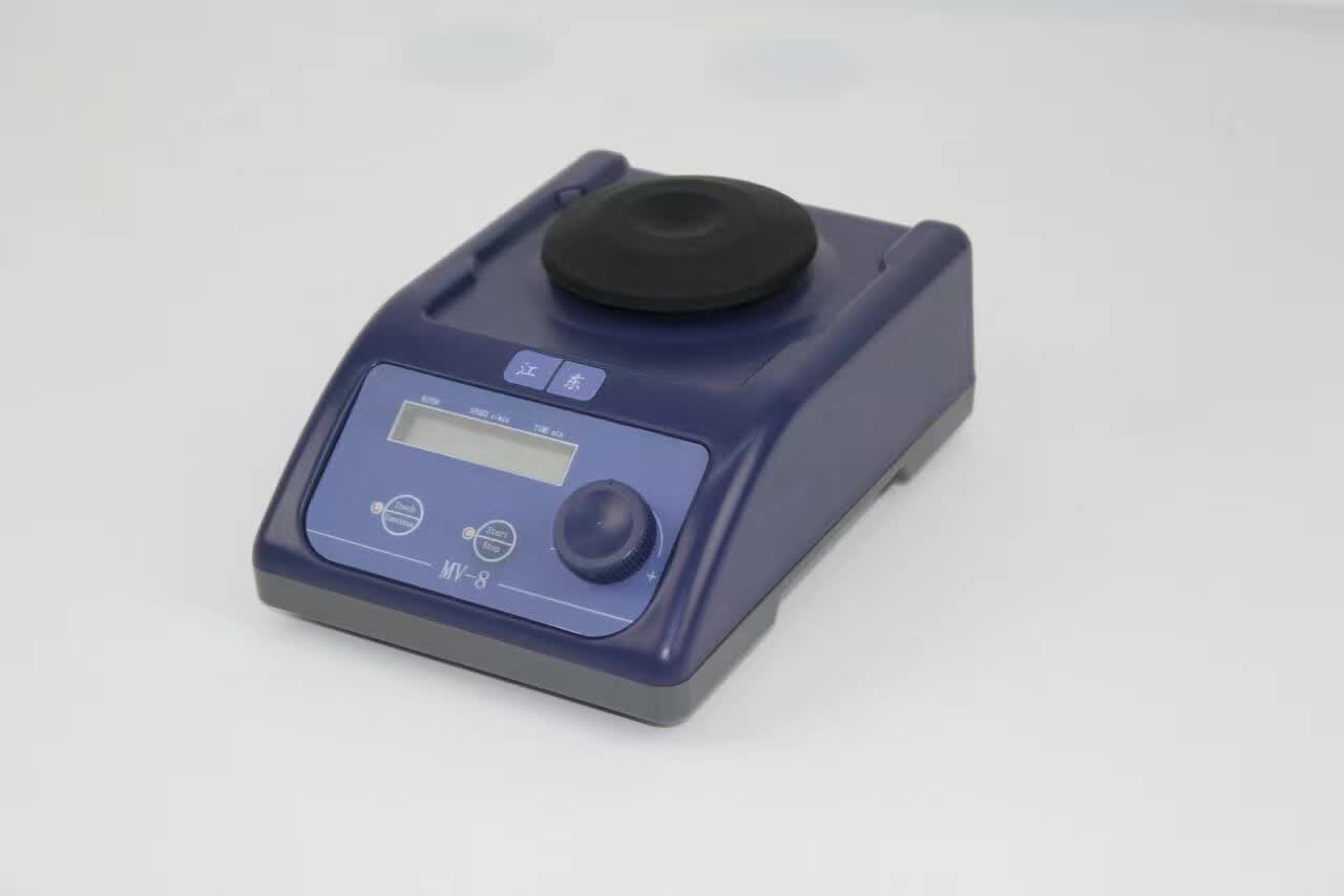 Vortex Mixer with Orbital 4.5mm Shaking Movement, 200-3,000rpm Sensor recognition (MV8)