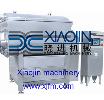 JBZK50 Meat Processing Machine Sausage Meat Mixer