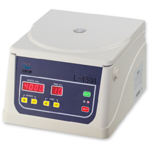TABLETOP CENTRIFUGE SEROLOGY/ BLOOD/ URINE/ PEDIATRIC 8 x 15ml (L-450A)