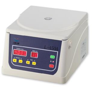 TABLETOP CENTRIFUGE SEROLOGY/ BLOOD/ URINE/ PEDIATRIC 8 x 15ml (L-450A)