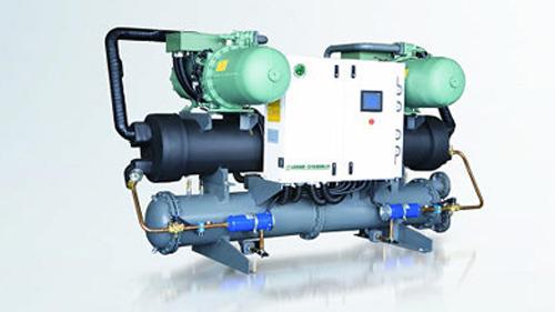水冷机组系列-134a水冷螺杆系列机组  a2005