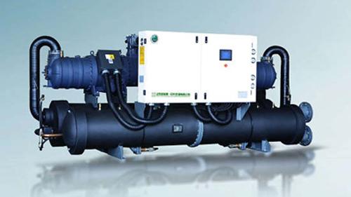 水冷机组系列-地源热泵机组   a2001