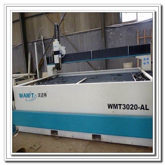 CNC 420mpa high pressure water jet cutting machine for marble