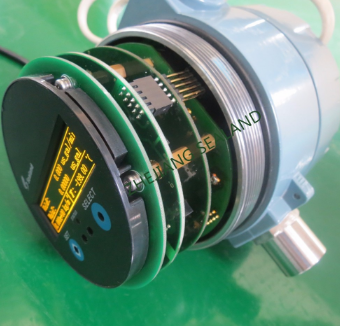 Industrial energy mass flow meter with flow rate 18kg/min