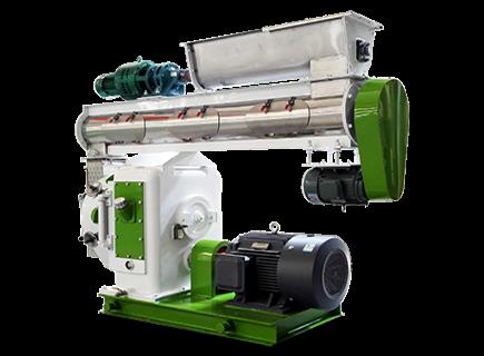 SZLH Series One Layer Conditioner Pellet Machine
