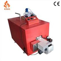 Temperature control oil fired boiler parts section boiler