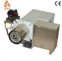 double air system boiler parts oil burner