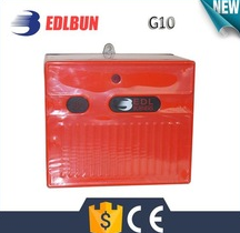 factory sale G10 burner for boiler parts waste cooking oil burner annealing furnace