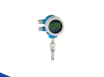 Best price E+H T150 Thermal mass flow meter for water pressure monitor