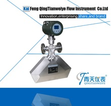 RS485 coriolis heavy oil mass flow meter