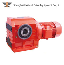 1.5kw high level class service factor transmission reducer Parallel solid shaft helical gear speed reducer
