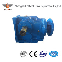 Mounted Helical Gear Reducer for Agitator cooling tower fan