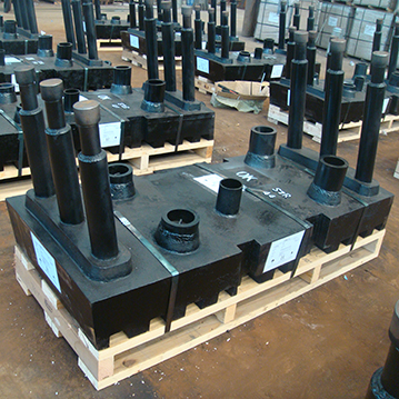 Blast Furnace Cast Iron Cooling Stave