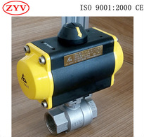 China manufacturer 5/2 solenoid valve pneumatic air valve