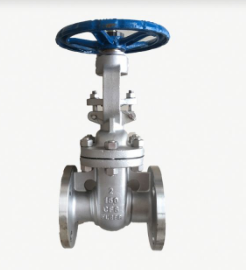Hot sales casting steel gate valve stainless steel