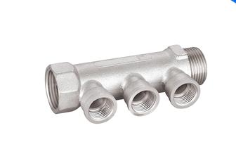 Creative Professional Cheap Manual Garden Hose Brass Manifold 2jz manifold