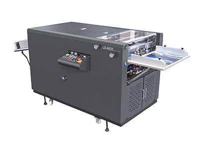 SGS-UI620W-A Manual Micro Digital UV Coating machine (Click to enlarge)