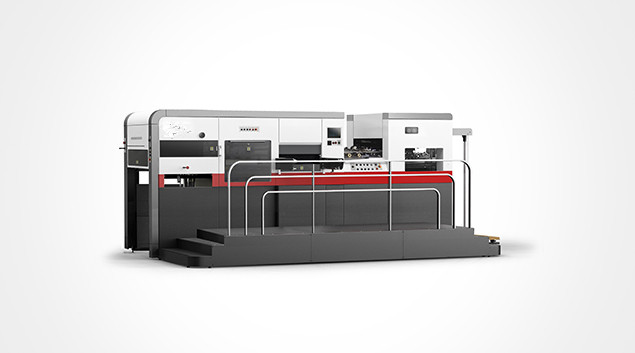 PRY-1060MPB-II AUTOMATIC DIE CUTTING AND STRIPING