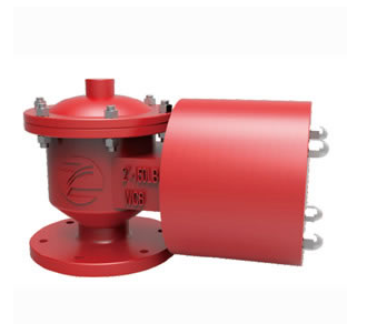 HXF-IZPressure vacuum relief valve with flame arrestor