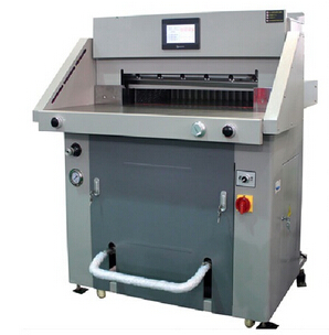 H520RT Touch Screen Paper Cutting Machine