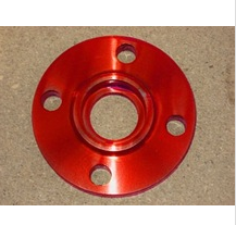 CADMIUM PLATED CARBON STEEL SLIP ON FLANGE