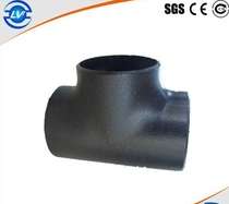 DIN 2617 Butt Welded Pipe Fittings Elbow Tee Caps
