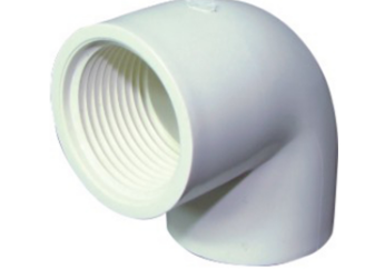YOUU Factory Direct Wholesale PVC Pipe Fitting 90 Degree Female Threaded Elbow