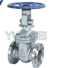 ANSI B16.5 600LB DIN DN150 PN25 Manual Valve Water Industrial
