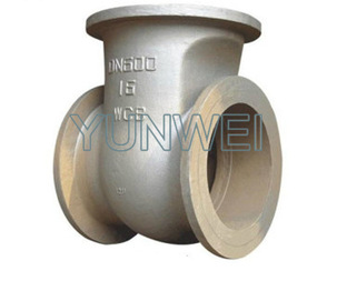 Direct Sale Sand Casting PN25 Manual Valve Water Industrial