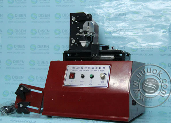 Electronic pad printer