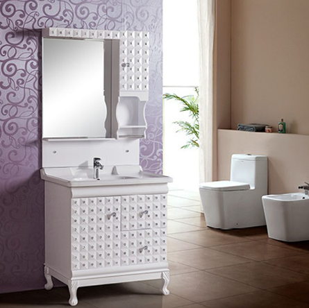 Good Quality Corner Bathroom Sink Cabinet