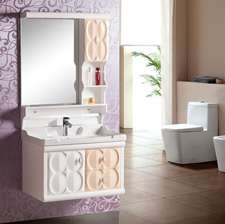 China Manufacturer Durable Exquisite Bathroom Sink Base Cabinets