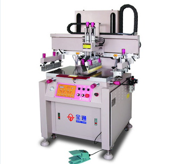 Semi Auto Screen Printer