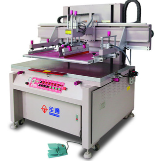 high precision semiautomatic Screen Printing Machine