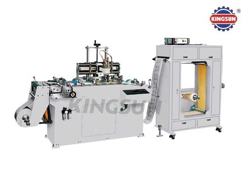 WQ-320 Model Lable Screen Printing Machine