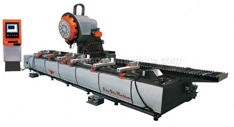 KS-R5304-CNC Profile Machining Center