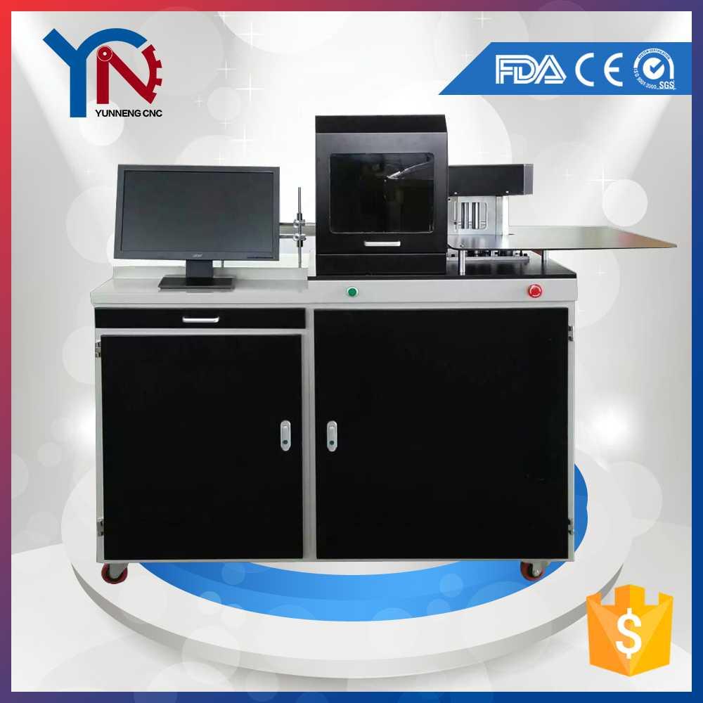 SS channel letter bending machine YN-VB