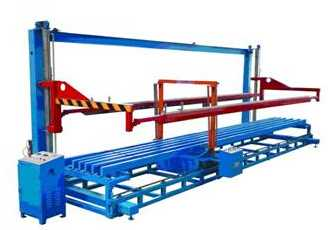 EPS Block Cutting Machine (B)
