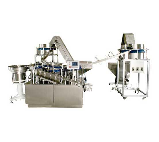HC-020 Syringe Assembly Machine