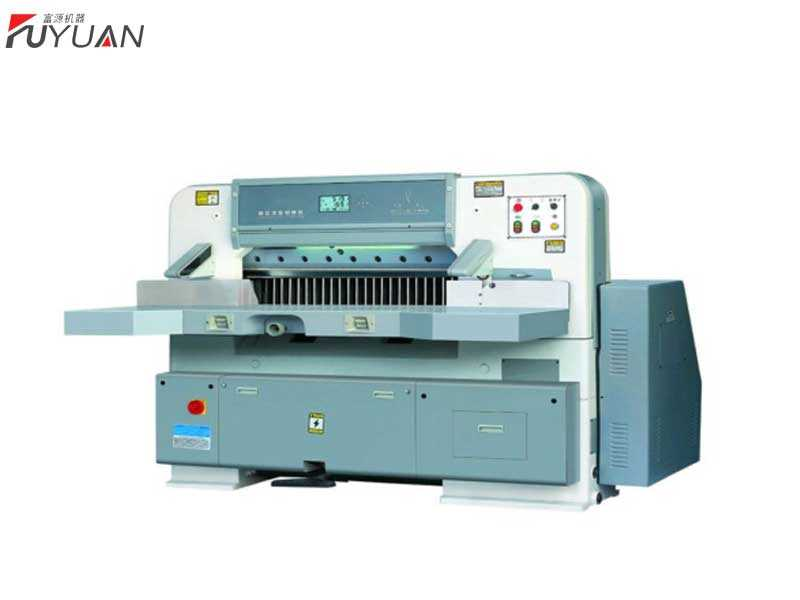 FY-203 Type Folio Program-Control And High Speed Cutter