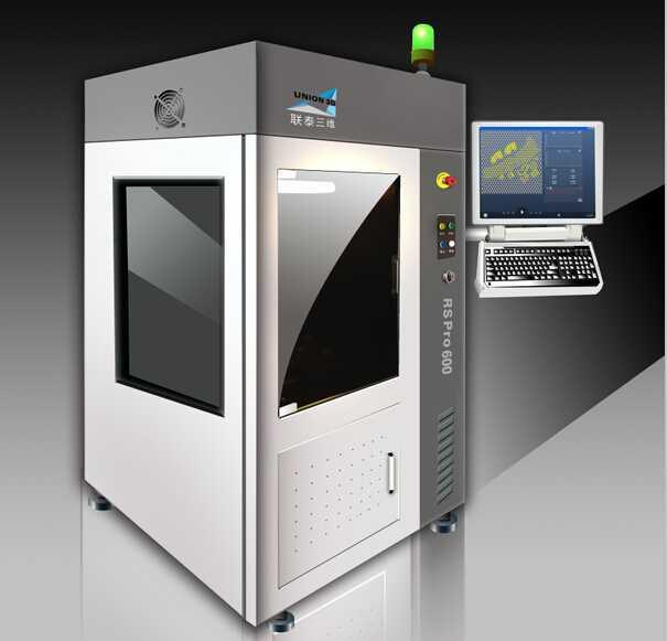 3D принтер RSPro600