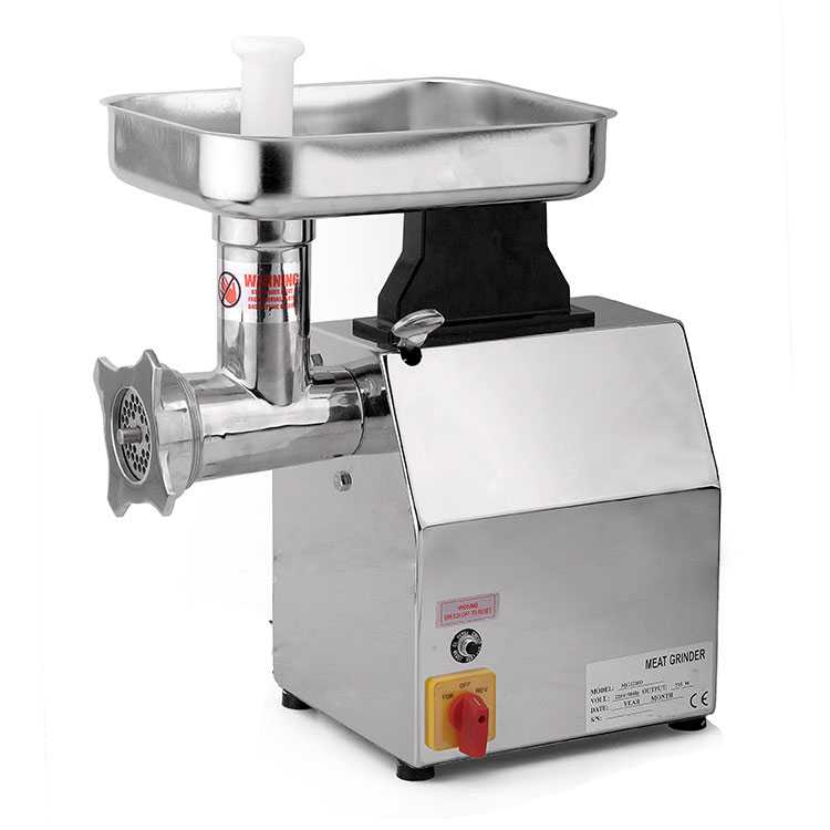 Electric Meat Mincer Grinder Commercial 735W