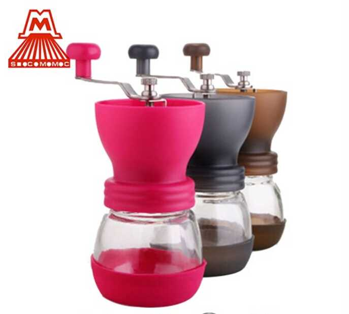 Low Cost High Quality hot selling food safe hand manual coffee grinder for sale
