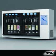 Two zone Red Wine Dispenser