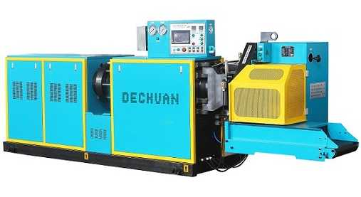 High Pressure type Rubber Preforming Machine