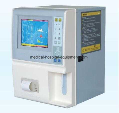 Automatic Veterinary Hematology Analyzer MCV-HA30vet