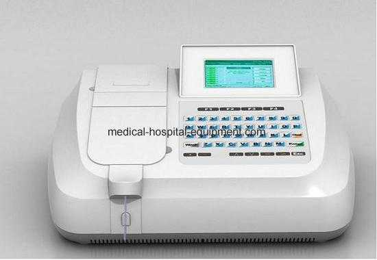 Semi-auto Biochemistry Analyzer MC-733PLUS