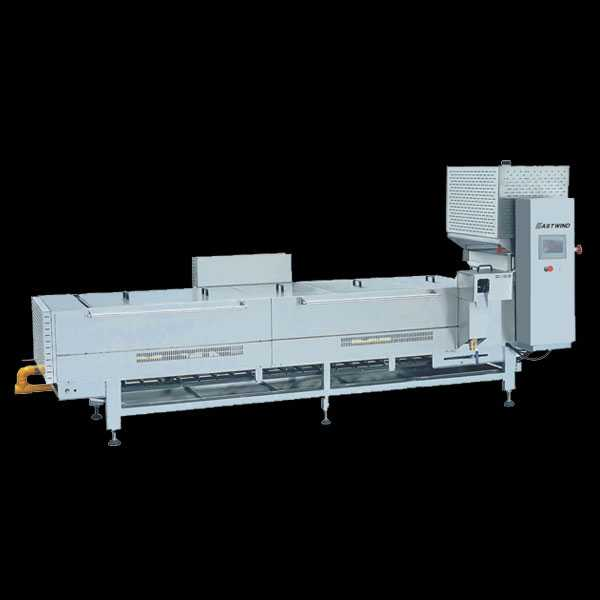 Big Continuously Fryer for Commercial Kitchen