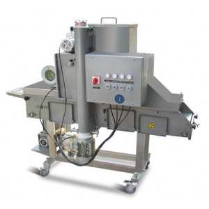 FLU200 Flouring Machine